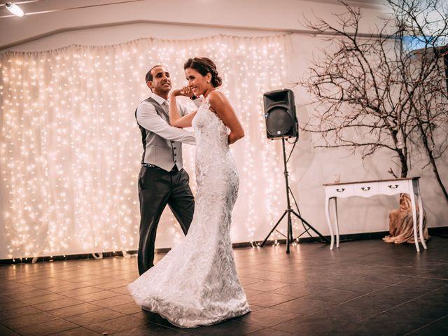 La boda de Andrés y Asun en El Rourell, Tarragona 268