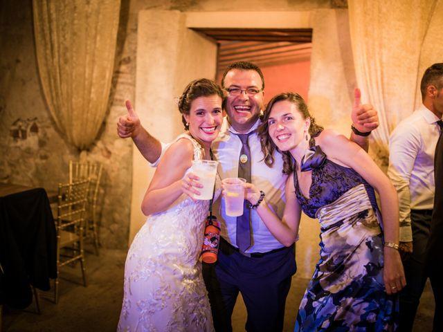 La boda de Andrés y Asun en El Rourell, Tarragona 277