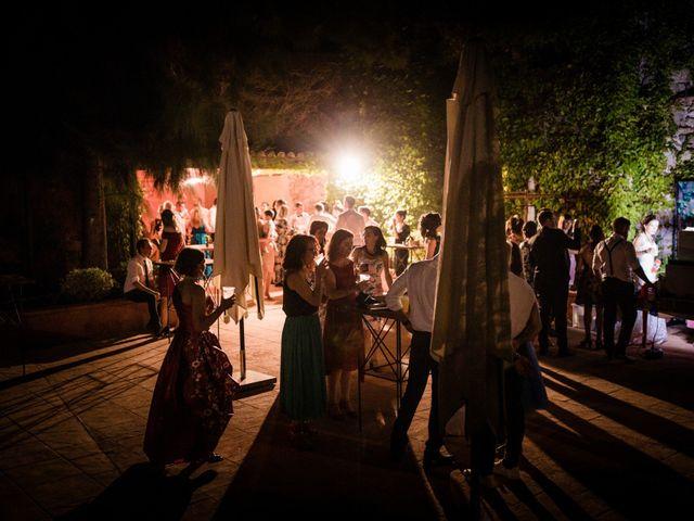 La boda de Andrés y Asun en El Rourell, Tarragona 279