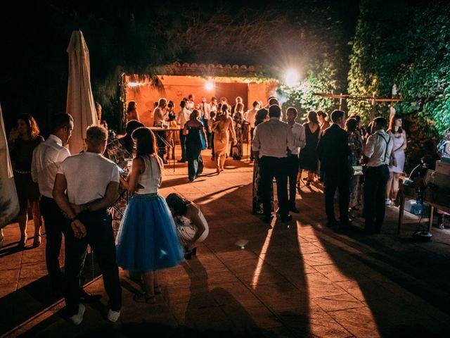 La boda de Andrés y Asun en El Rourell, Tarragona 280