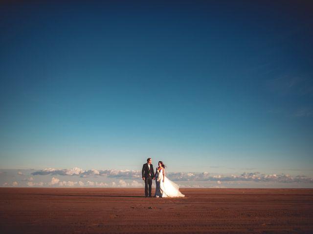 La boda de Andrés y Asun en El Rourell, Tarragona 284