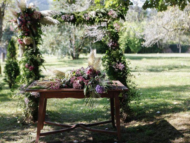 La boda de Asier y Iraide en Gordexola, Vizcaya 2