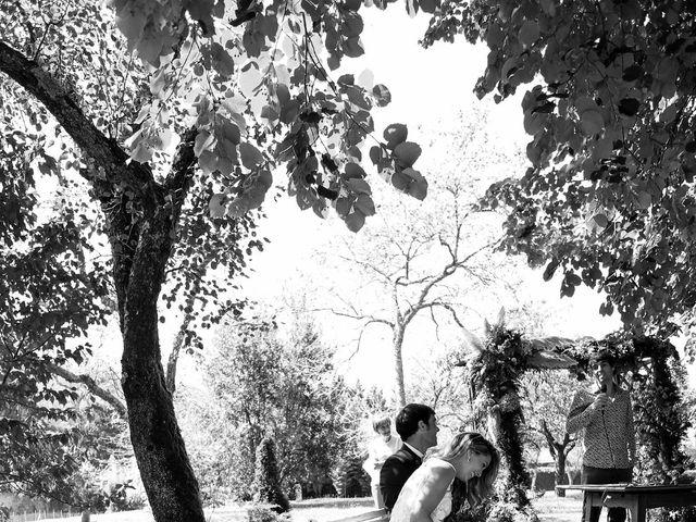 La boda de Asier y Iraide en Gordexola, Vizcaya 10
