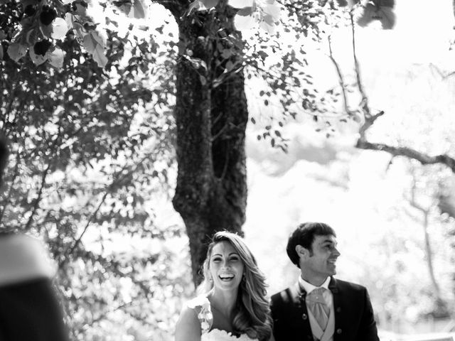 La boda de Asier y Iraide en Gordexola, Vizcaya 11