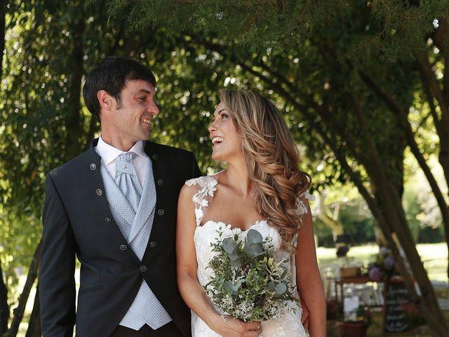 La boda de Asier y Iraide en Gordexola, Vizcaya 12