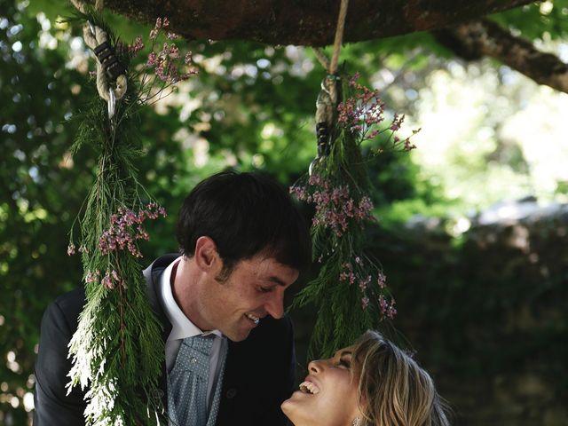 La boda de Asier y Iraide en Gordexola, Vizcaya 15