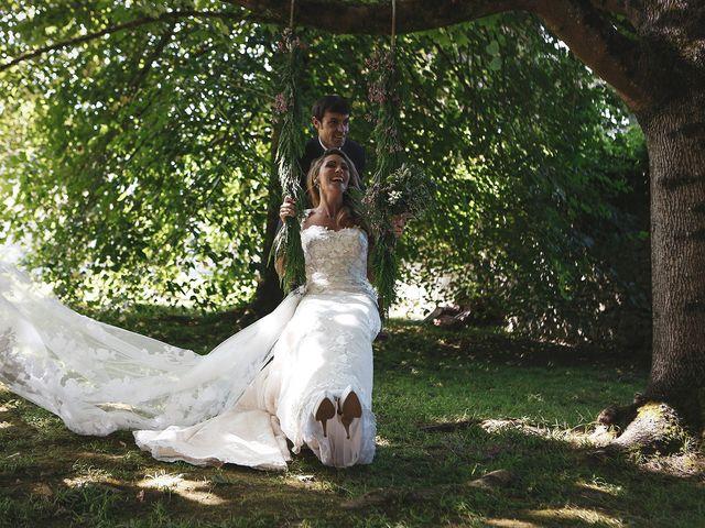 La boda de Asier y Iraide en Gordexola, Vizcaya 16