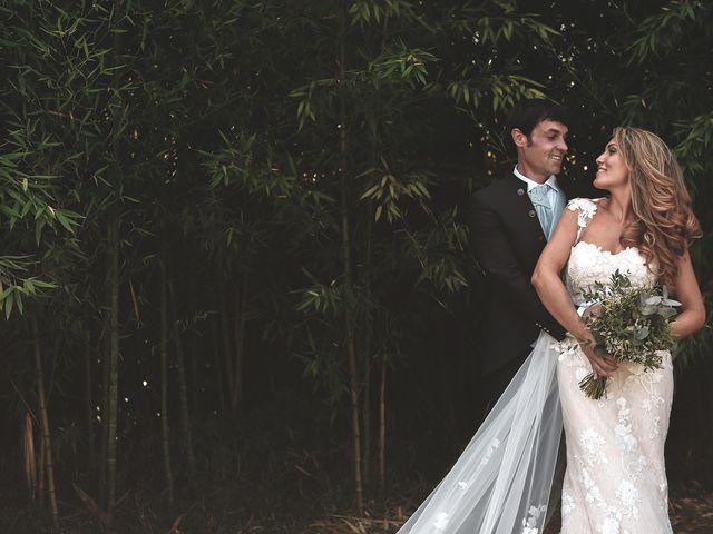La boda de Asier y Iraide en Gordexola, Vizcaya 18