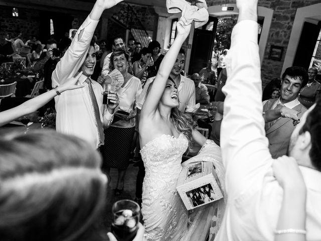 La boda de Asier y Iraide en Gordexola, Vizcaya 22