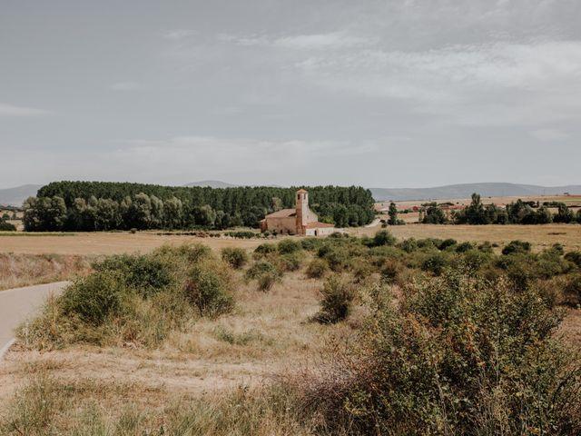 La boda de Fer y Gemma en Sotos De Sepulveda, Segovia 1
