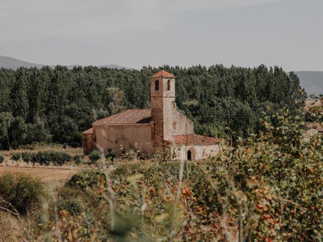 La boda de Fer y Gemma en Sotos De Sepulveda, Segovia 2