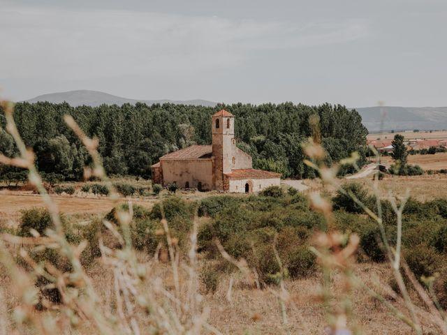 La boda de Fer y Gemma en Sotos De Sepulveda, Segovia 4