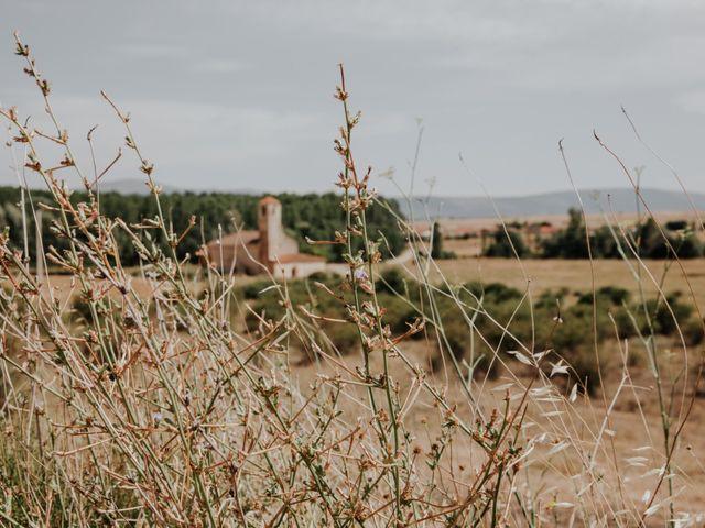 La boda de Fer y Gemma en Sotos De Sepulveda, Segovia 5