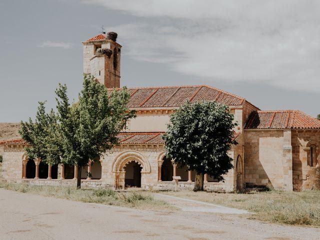 La boda de Fer y Gemma en Sotos De Sepulveda, Segovia 7