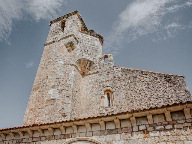 La boda de Fer y Gemma en Sotos De Sepulveda, Segovia 8
