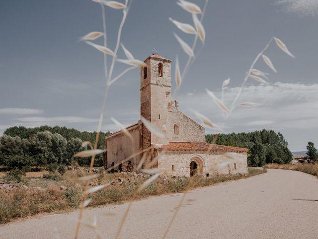 La boda de Fer y Gemma en Sotos De Sepulveda, Segovia 9