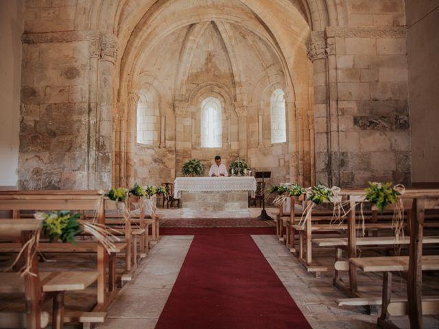 La boda de Fer y Gemma en Sotos De Sepulveda, Segovia 11