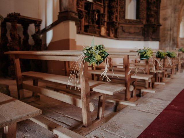 La boda de Fer y Gemma en Sotos De Sepulveda, Segovia 12