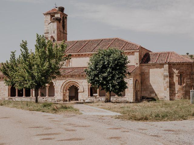 La boda de Fer y Gemma en Sotos De Sepulveda, Segovia 13