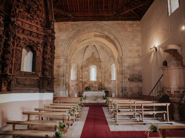 La boda de Fer y Gemma en Sotos De Sepulveda, Segovia 14