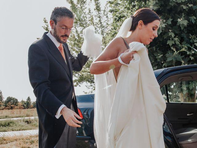 La boda de Fer y Gemma en Sotos De Sepulveda, Segovia 19