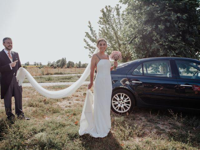 La boda de Fer y Gemma en Sotos De Sepulveda, Segovia 21