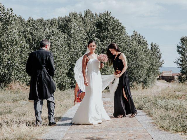La boda de Fer y Gemma en Sotos De Sepulveda, Segovia 22