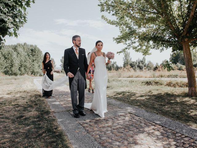 La boda de Fer y Gemma en Sotos De Sepulveda, Segovia 23