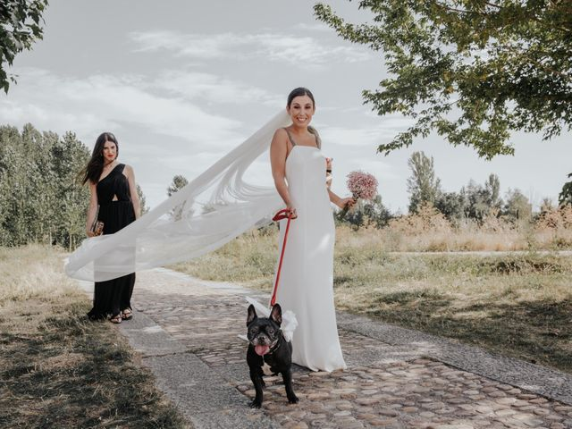 La boda de Fer y Gemma en Sotos De Sepulveda, Segovia 24