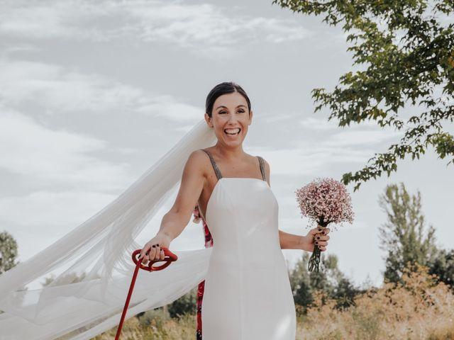 La boda de Fer y Gemma en Sotos De Sepulveda, Segovia 25