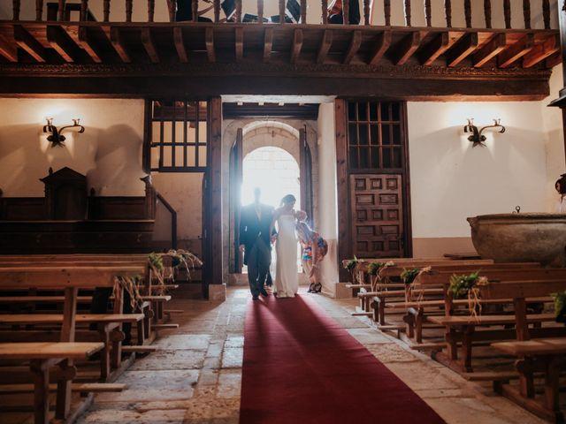 La boda de Fer y Gemma en Sotos De Sepulveda, Segovia 26