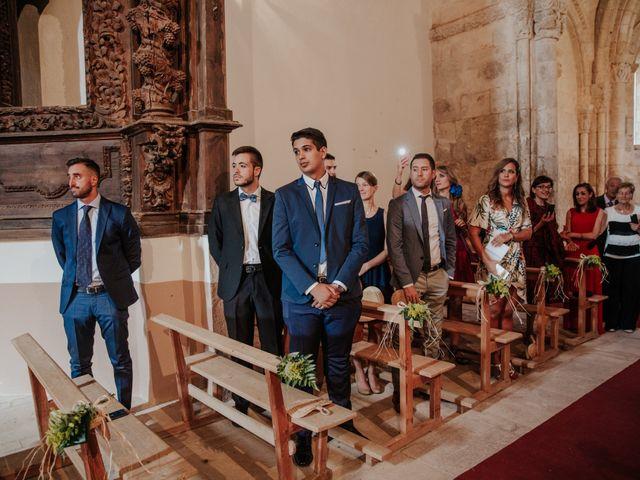 La boda de Fer y Gemma en Sotos De Sepulveda, Segovia 27