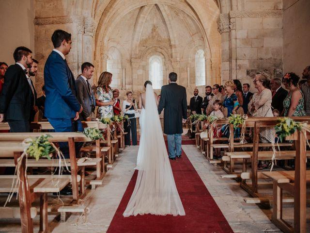La boda de Fer y Gemma en Sotos De Sepulveda, Segovia 28