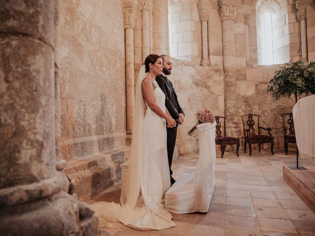 La boda de Fer y Gemma en Sotos De Sepulveda, Segovia 29