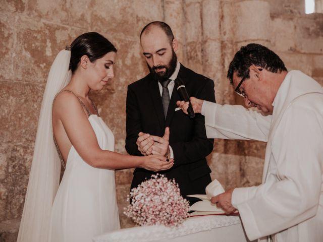La boda de Fer y Gemma en Sotos De Sepulveda, Segovia 32