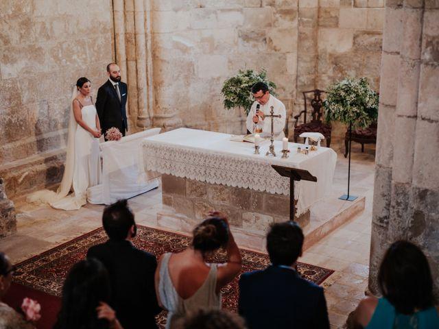 La boda de Fer y Gemma en Sotos De Sepulveda, Segovia 36