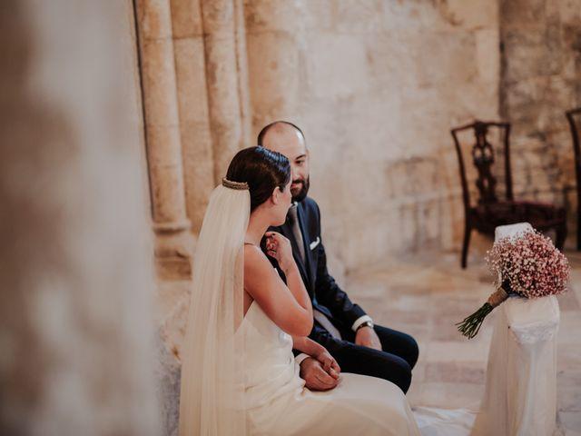 La boda de Fer y Gemma en Sotos De Sepulveda, Segovia 37