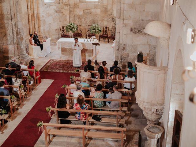 La boda de Fer y Gemma en Sotos De Sepulveda, Segovia 38