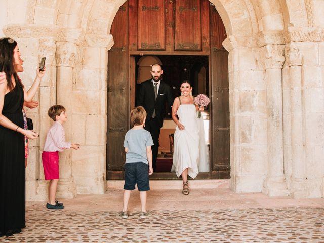 La boda de Fer y Gemma en Sotos De Sepulveda, Segovia 44