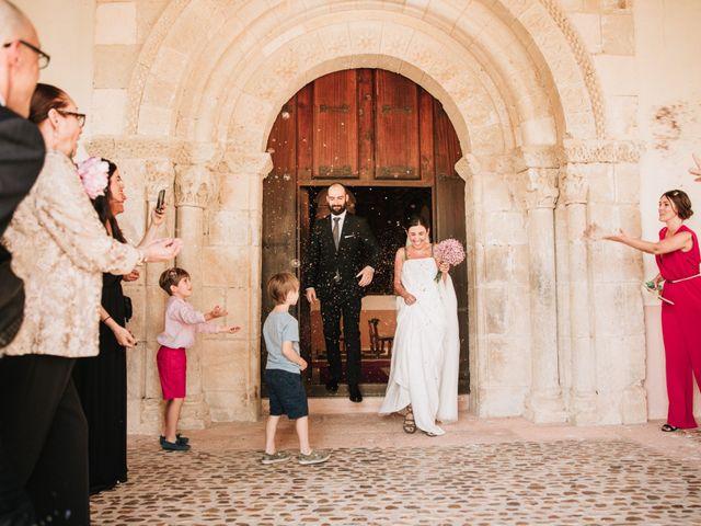 La boda de Fer y Gemma en Sotos De Sepulveda, Segovia 45