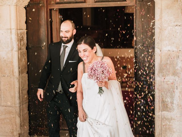 La boda de Fer y Gemma en Sotos De Sepulveda, Segovia 47