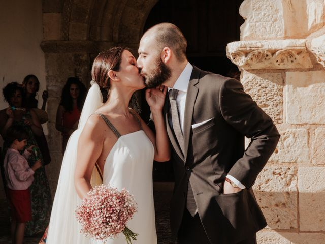 La boda de Fer y Gemma en Sotos De Sepulveda, Segovia 50