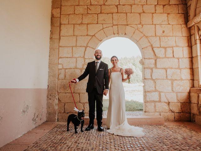 La boda de Fer y Gemma en Sotos De Sepulveda, Segovia 51