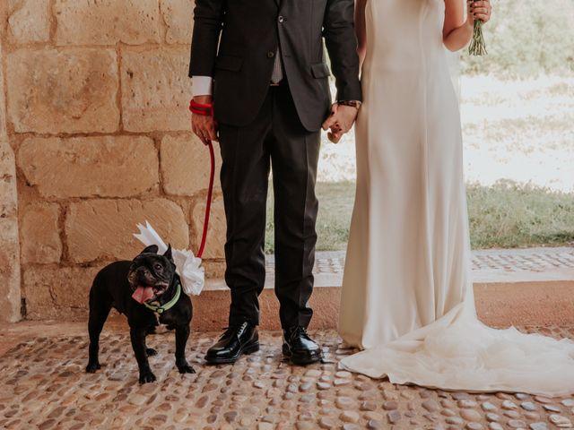La boda de Fer y Gemma en Sotos De Sepulveda, Segovia 52