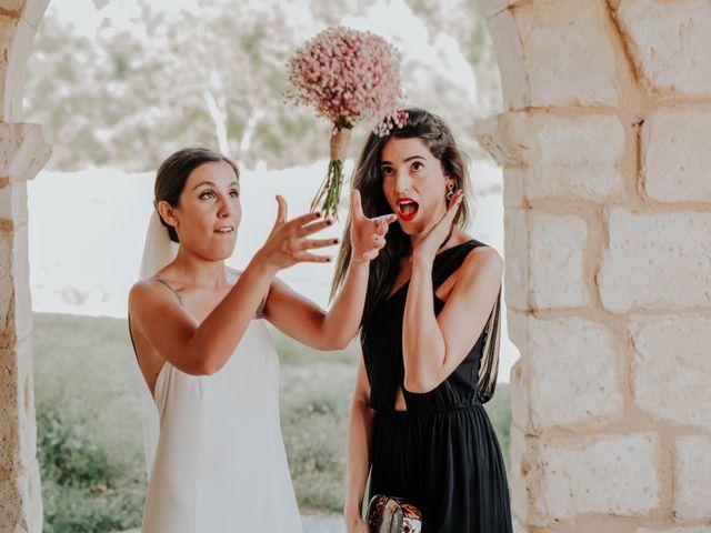 La boda de Fer y Gemma en Sotos De Sepulveda, Segovia 53