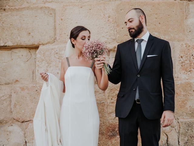 La boda de Fer y Gemma en Sotos De Sepulveda, Segovia 55