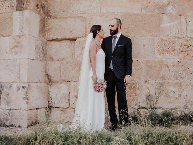 La boda de Fer y Gemma en Sotos De Sepulveda, Segovia 56