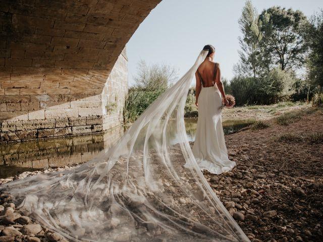 La boda de Fer y Gemma en Sotos De Sepulveda, Segovia 58
