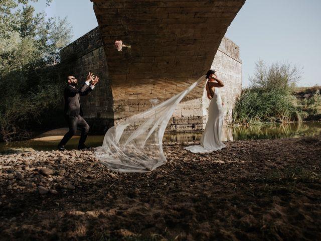 La boda de Fer y Gemma en Sotos De Sepulveda, Segovia 61