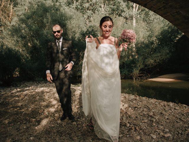 La boda de Fer y Gemma en Sotos De Sepulveda, Segovia 62